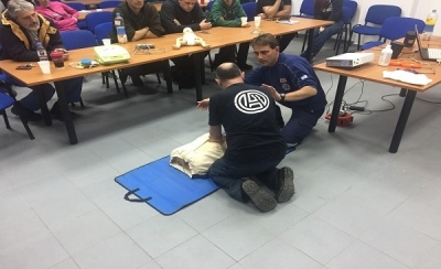 First Aid Seminar by EKAB at Antopack's premises